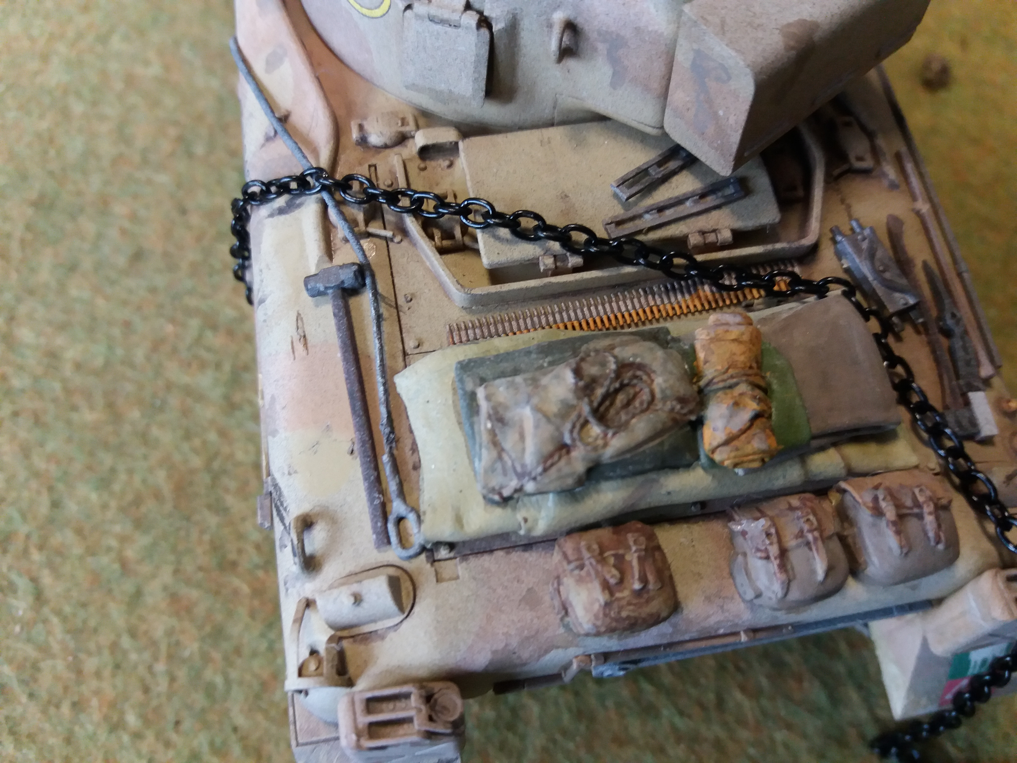1/35 tow chain 1 meter
