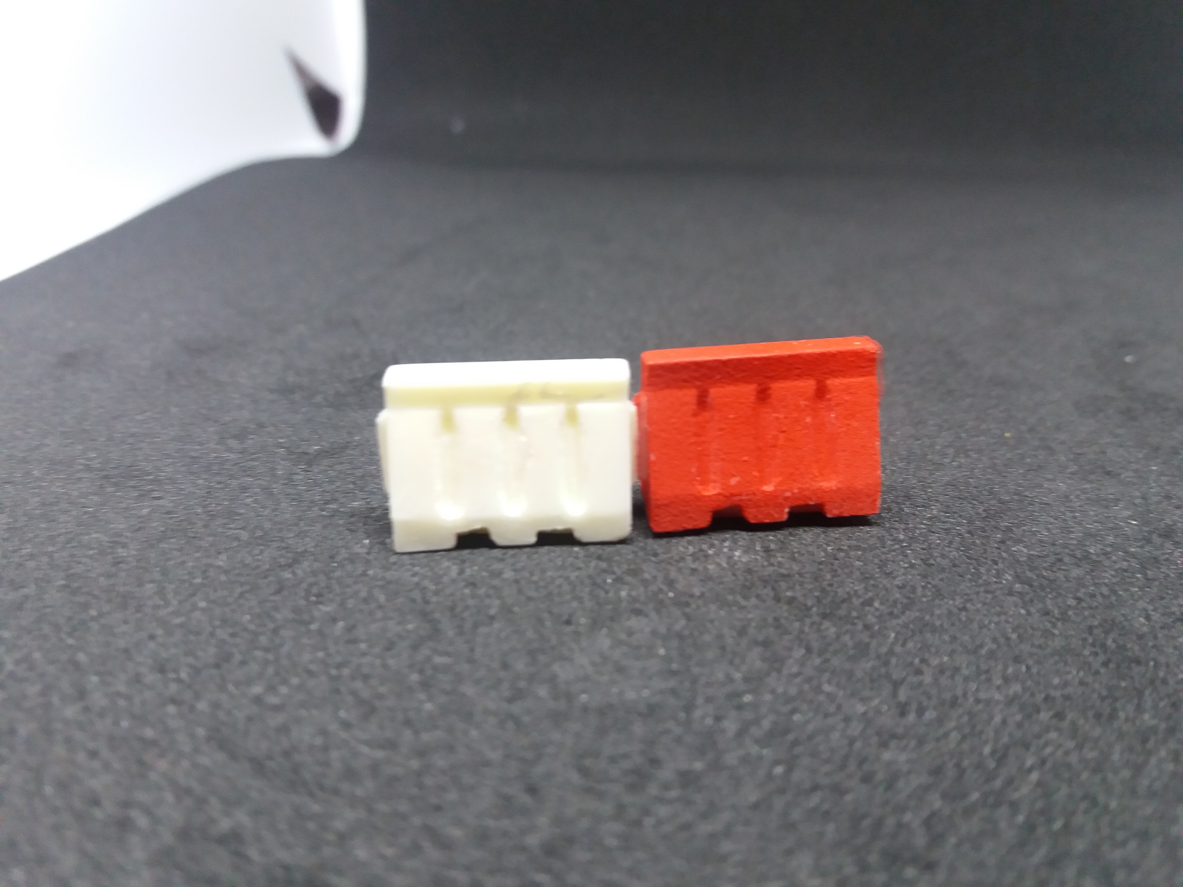 1/72 Jersey Barriers x 10