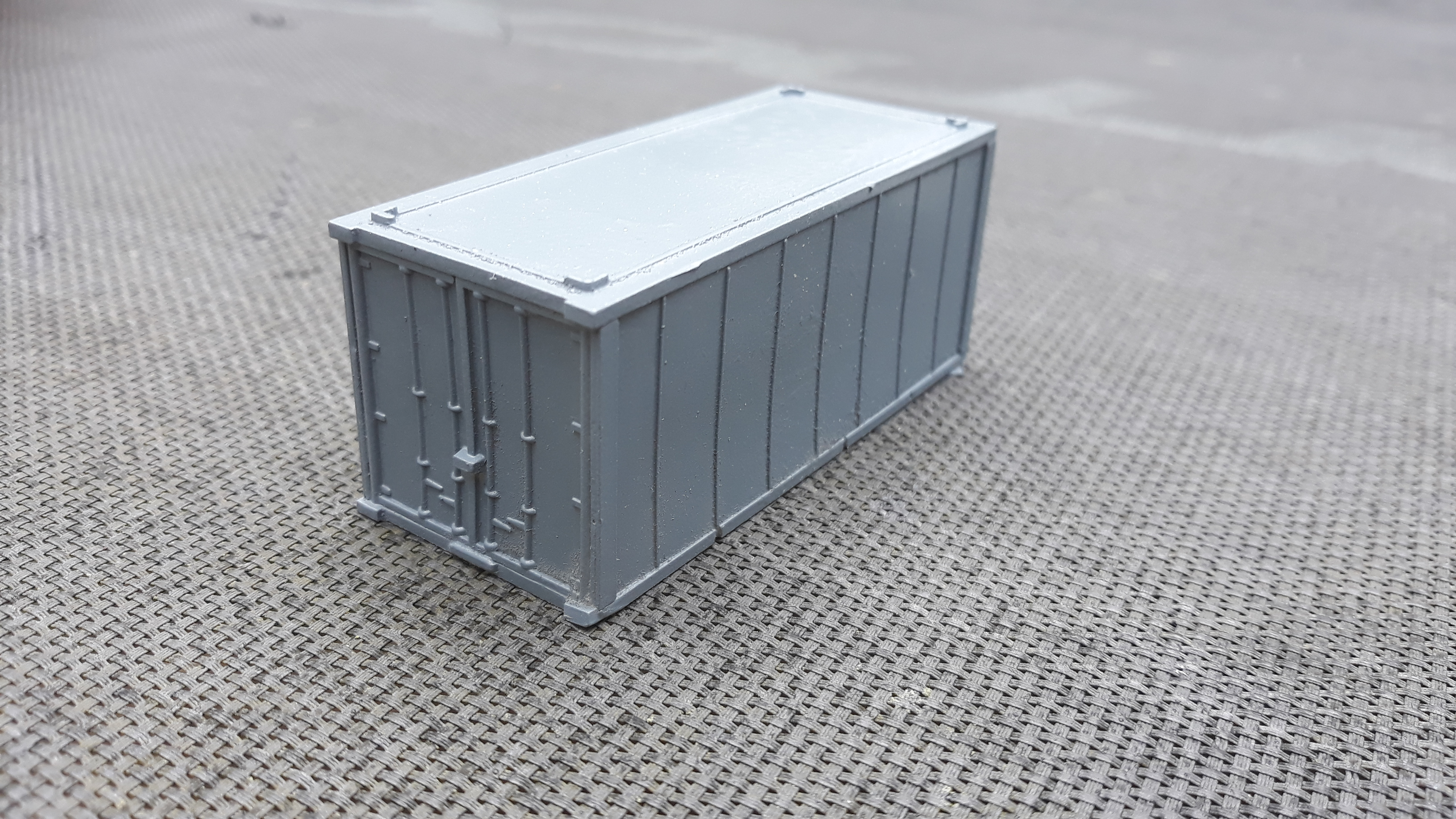 1/72 Shipping Container (HD 115)