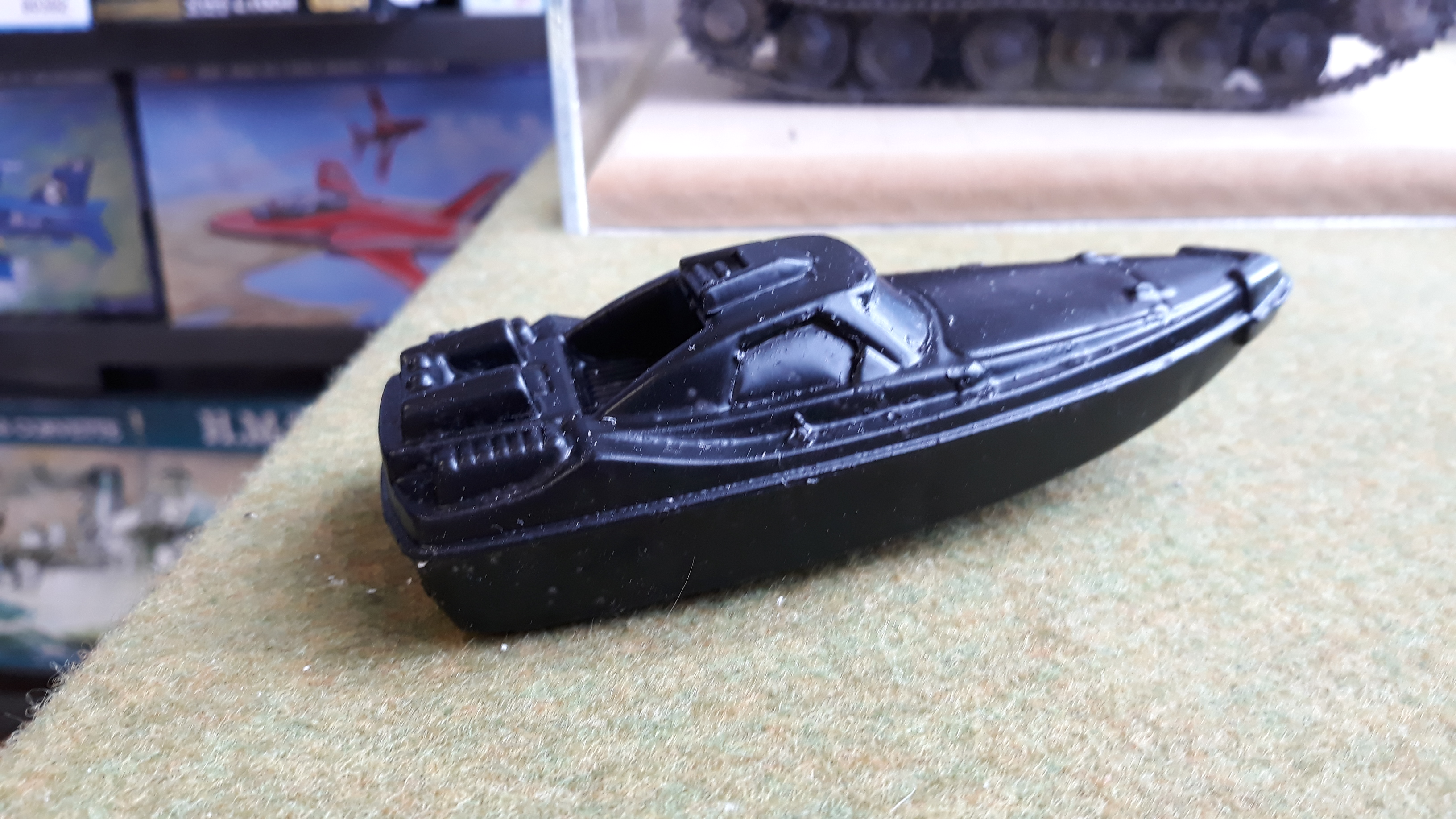 1/72 Speed Boat (HD 122)