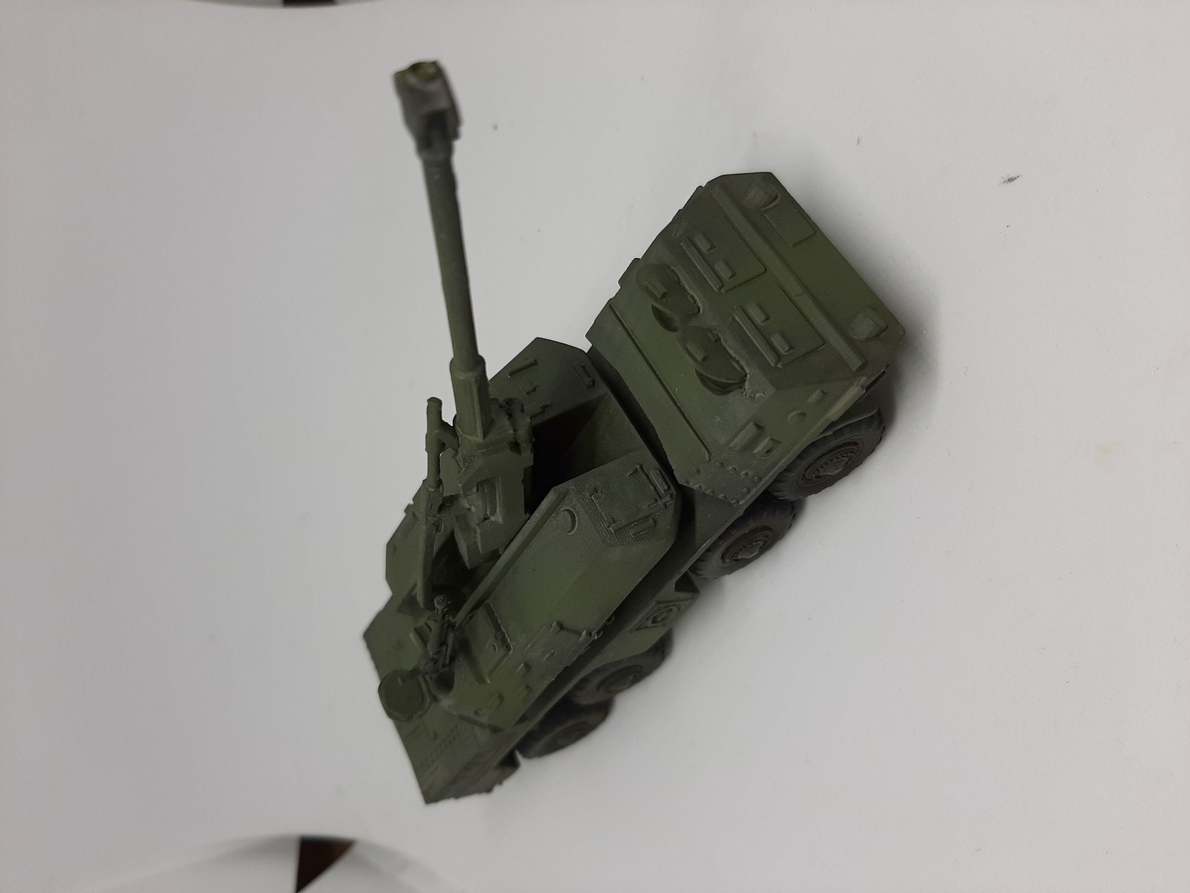 1/72 Dana Self propelled gun