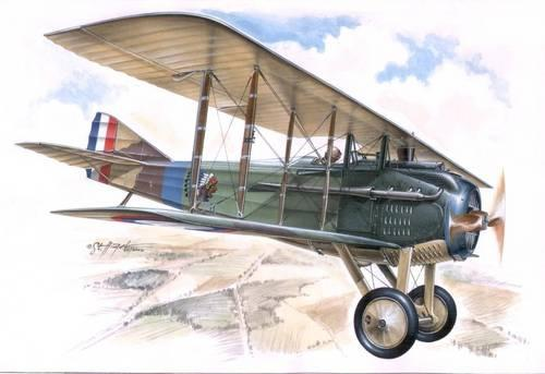 1/48 Spad VII RFC and US Air Service