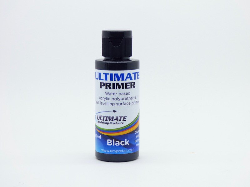 Ultimate Primer - 60ml Black