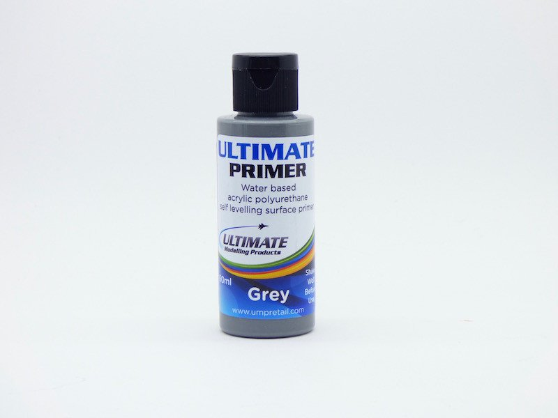 Ultimate Primer - 60ml Grey