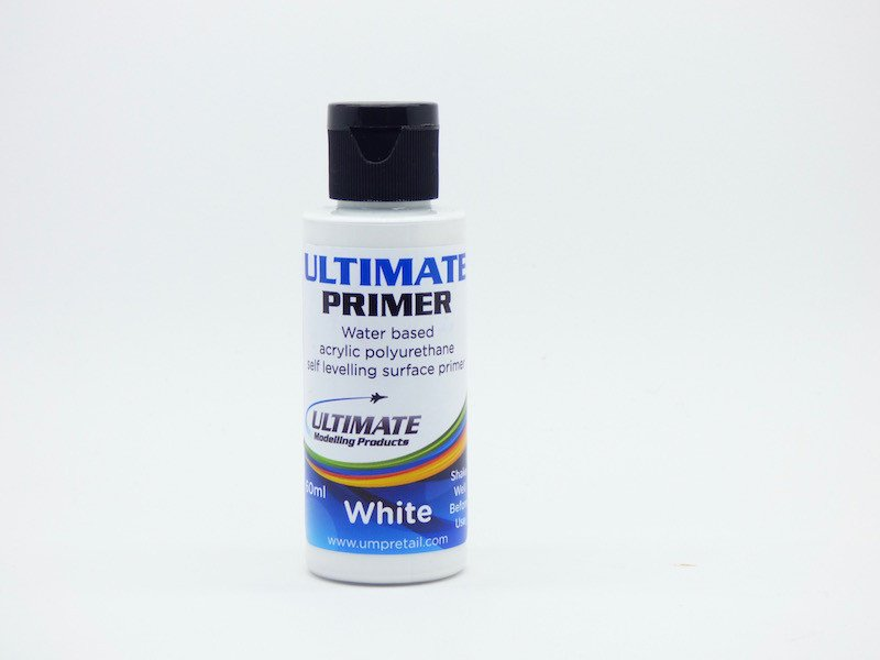 Ultimate Primer - 60ml White