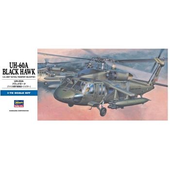 1:72 UH-60A Black Hawk