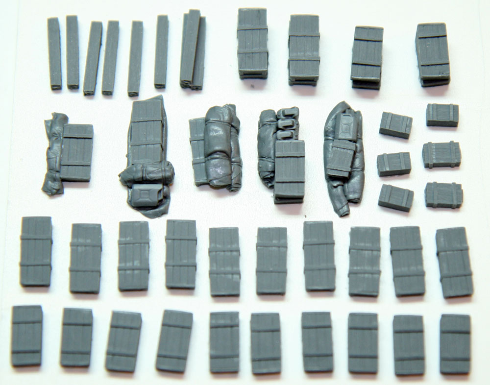 1/72 German Ammo Crates