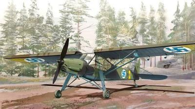 "1/72 FI 156C ""STORCH"" FOREIGN SERVICE"