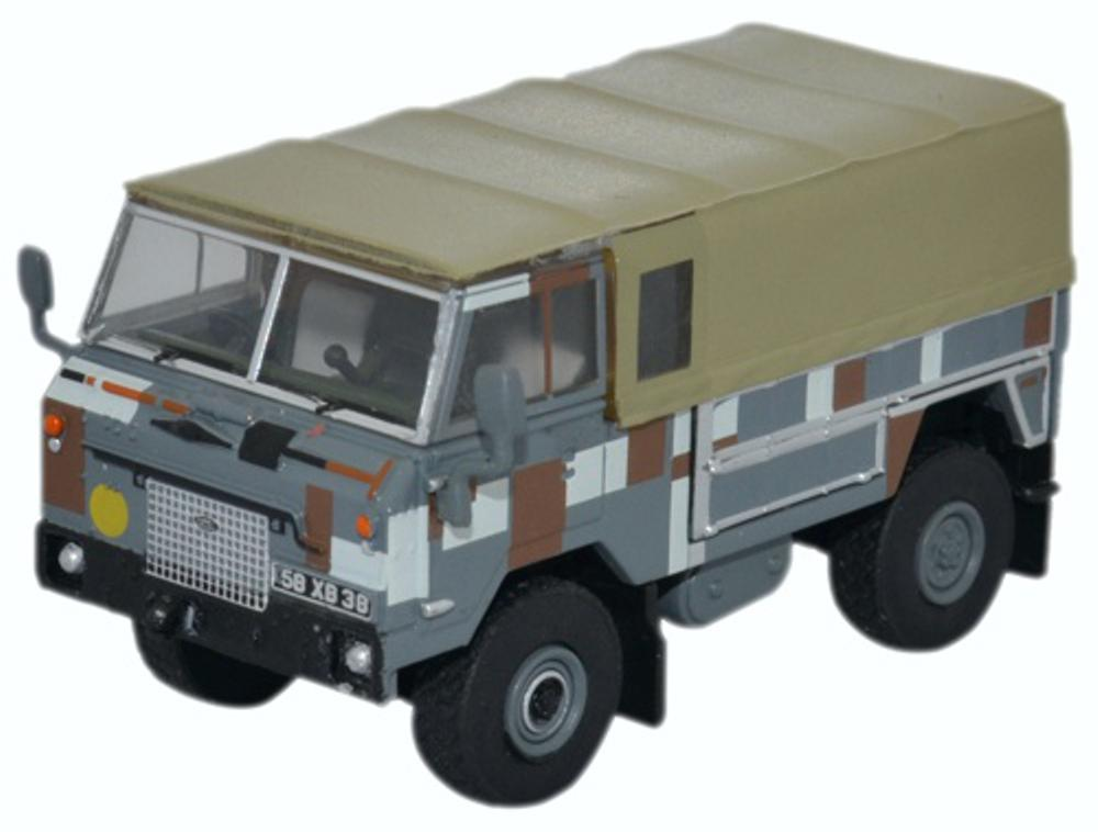 1/76 land rover fc