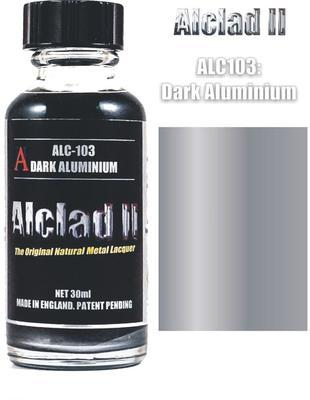 DARK ALUMINIUM - 30ML