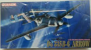 1/72 DORNIER Do 335 B-6 ARROW