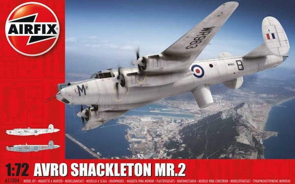 1/72 Avro Shackleton MR.2 NEW TOOL