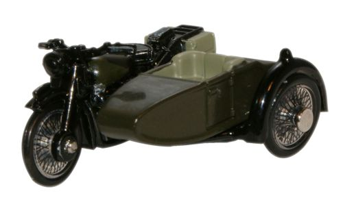 1/72 BSA MORORCYCLE