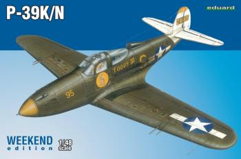 Eduard Weekend Kit 1:48 P-39K/N Airocobra