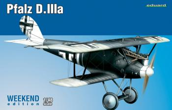 Eduard Kit 1:48 Weekend - Pfalz D.IIIa