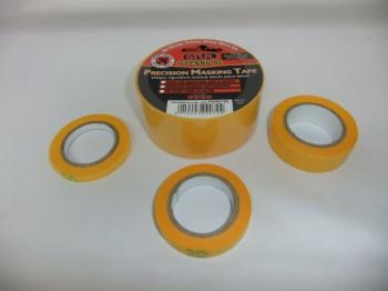 Precision Masking Tapes - 6mm x 18m
