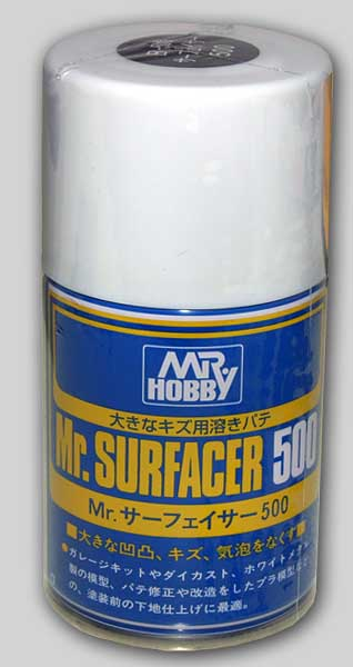 Mr Surfacer Spray 500