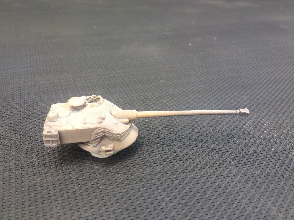 1/72 FL 10 Turret (HD 65)