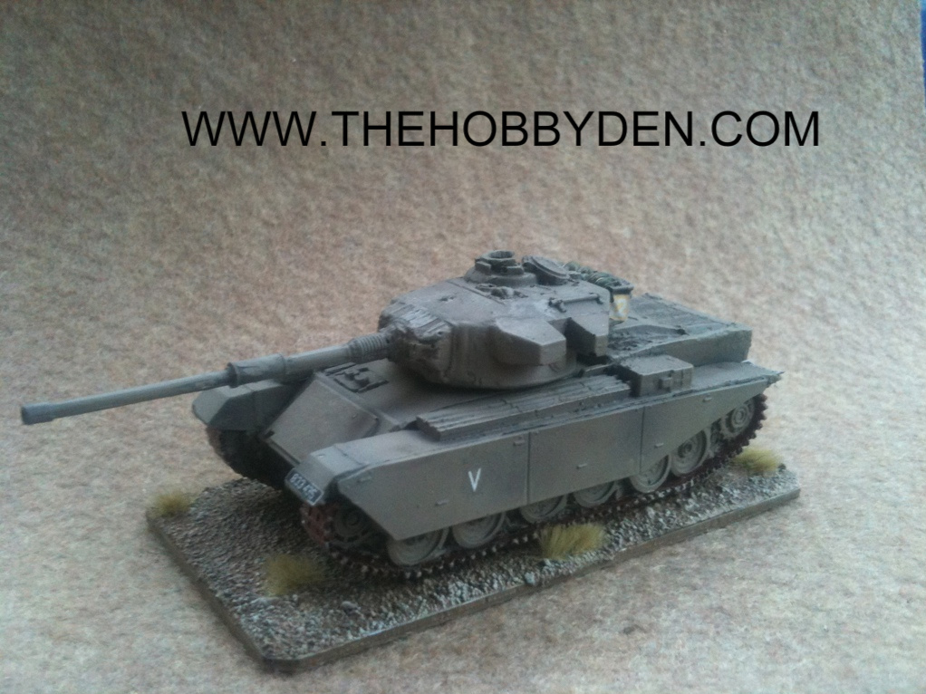 1/72 IDF Shot upgraded Centurion (HD30)