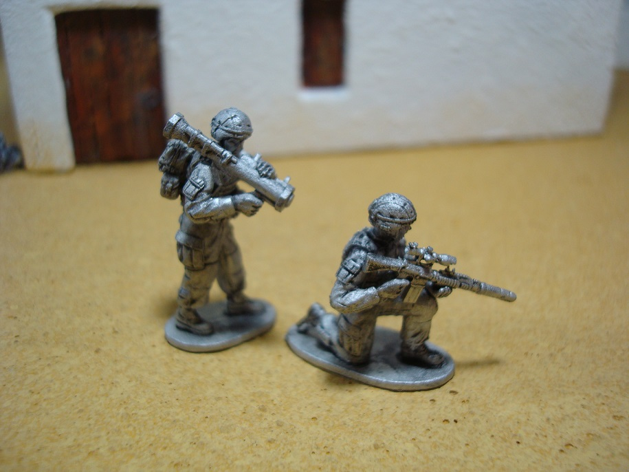 JVP07-01 US infantry AT-4 team