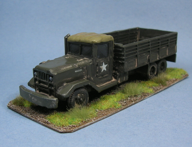 1/72 M55 Truck, Cargo, Long Wheel Base (HD6)