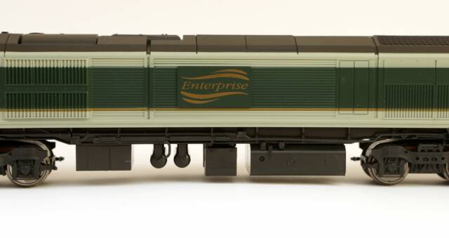 OO Scale class 201 New Enterprise River Lagan