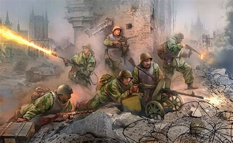 1/35 Soviet Assault Group WW2