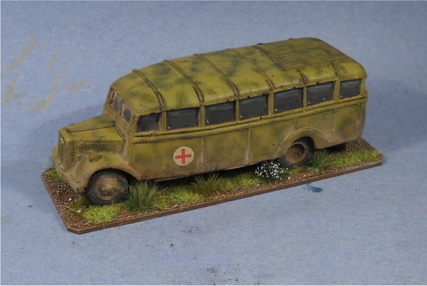 1/72 Opel Blitz Bus (HD 38)