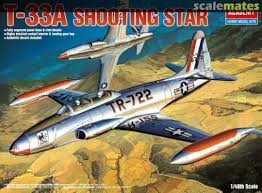 1/48 T-33A Shooting Star