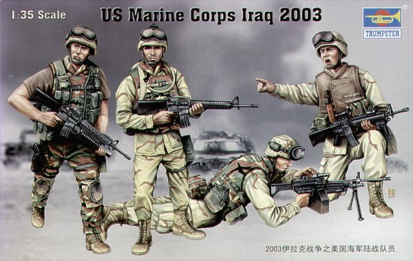 US Marines Corps Iraq 2003