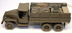 1/35 USA Truck Load Set #3