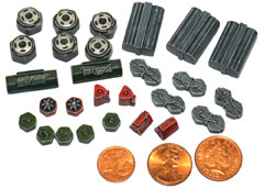 28mm Sci Fi Supplies Set #1