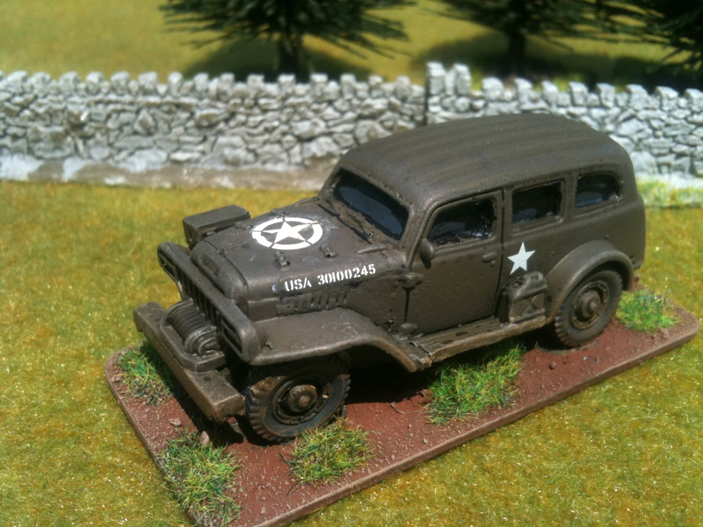 1/72 WC-53 Dodge Carryall (HD15)