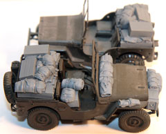 1/35 Willy\'s Jeep Set #1