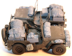 1/35 Willy's Jeep Set #2