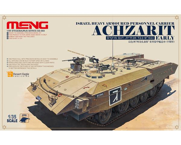 1/35 Israel heavy armoured personnel carrier Achzarit early
