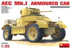 1/35 AEC Mk.I ARMOURED CAR
