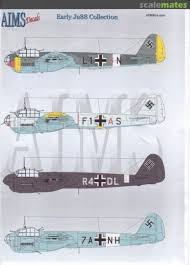 1/72 Early Ju-88 Collection