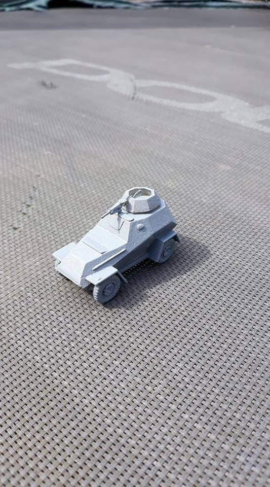 1/72 Ba 64 armoured car (HD 106)