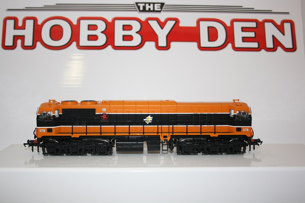 OO Scale Class 071 Diesel 'No. 078'
