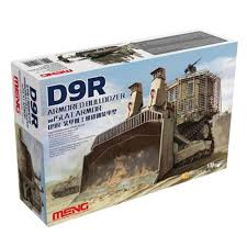 1/35 D9R Armoured Bulldozer
