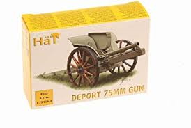 1/72 DEPORT 75MM GUN