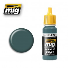 A.MIG-077 DULL GREEN