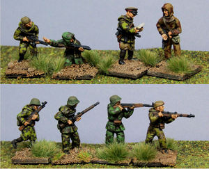 Red Army Scouts RAL 06