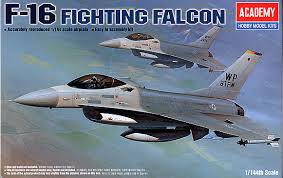 1/144 F-16 Fighting Falcon