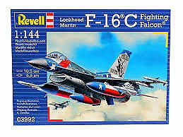 1/144 Lockheed Martin F-16C Fighting Falcon