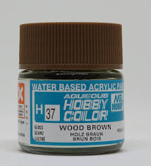 37 Wood Brown