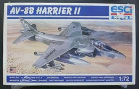 1/72 AV-8B Harrier  II