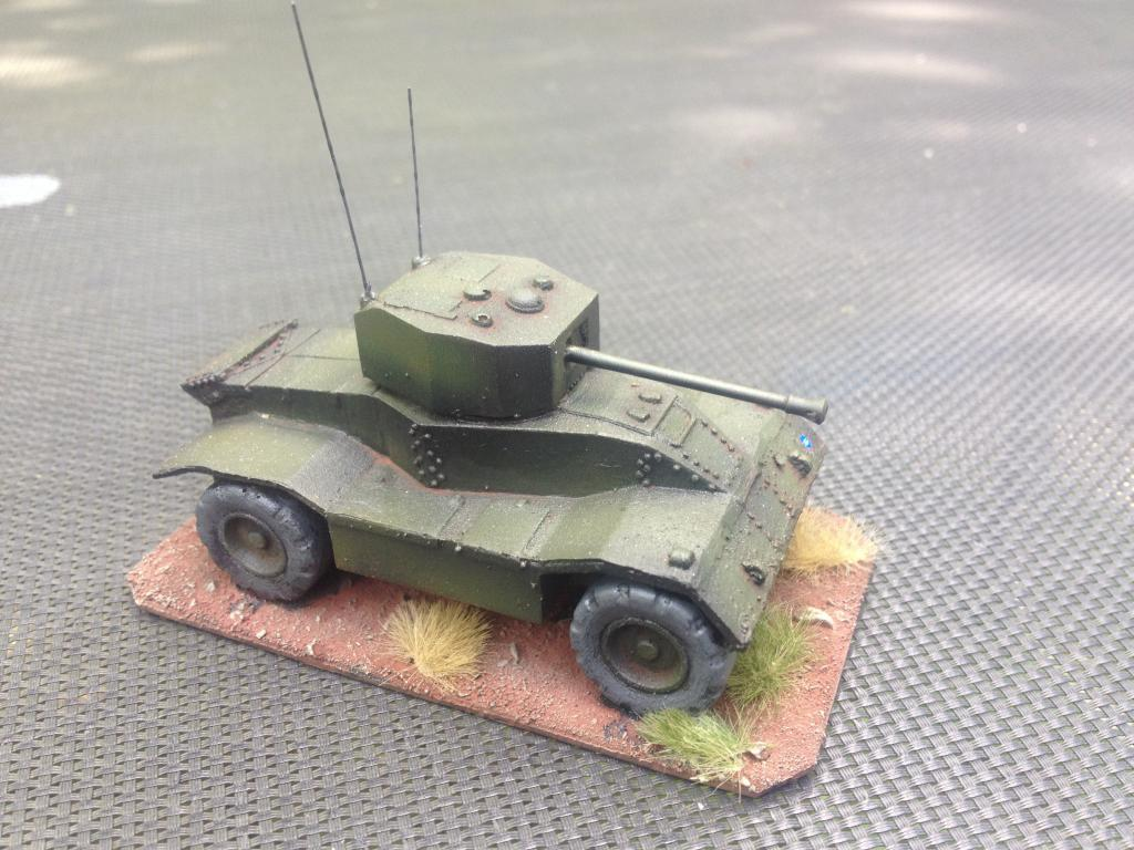 1/72 AEC Armoured Car (HD60)