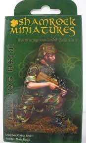 1/35 Irish Soldier